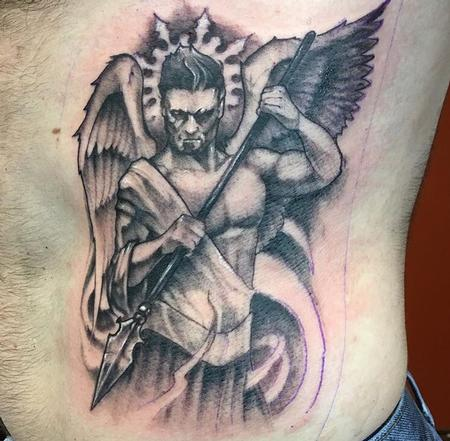 Tattoos - Saint Michael - 131785