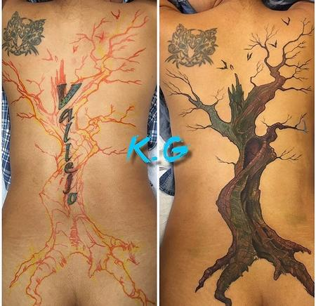 Tree coverup Design Thumbnail
