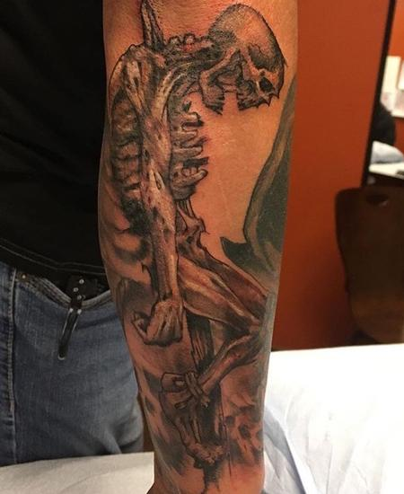 Tattoos - Vlad the Impaled - 130562