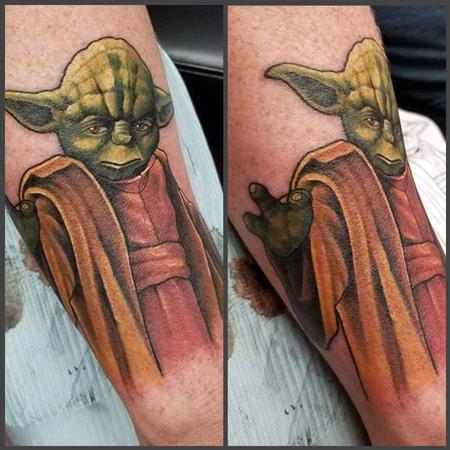 Jason Mims - Yoda