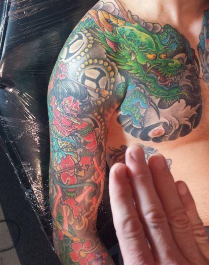 Tattoos - Japanese - 125895