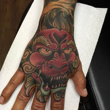 Tattoos - Hand - 125883
