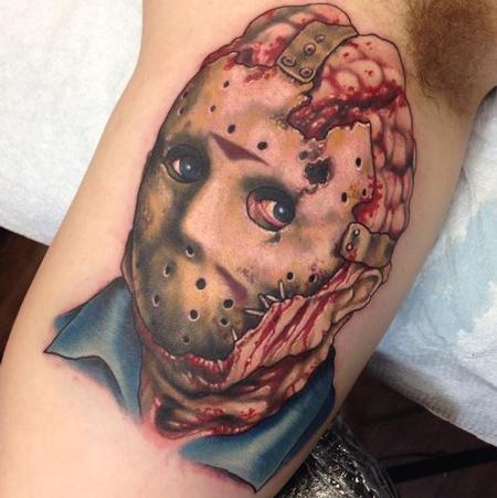 Tattoos - Jason - 125928