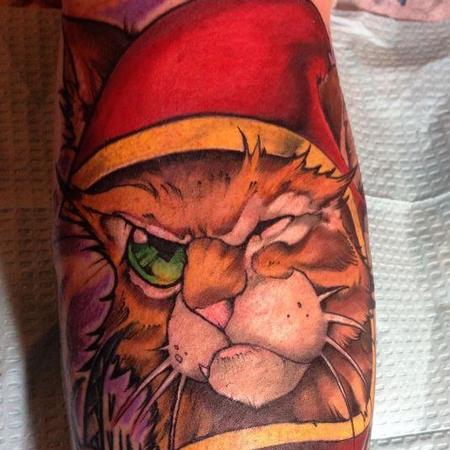 Tattoos - Cat - 126021