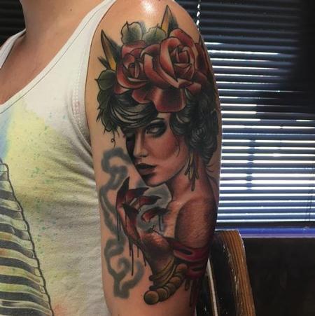 Tattoos - Woman - 125966