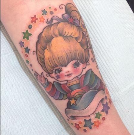 Tattoos - Rainbow Brite - 109706