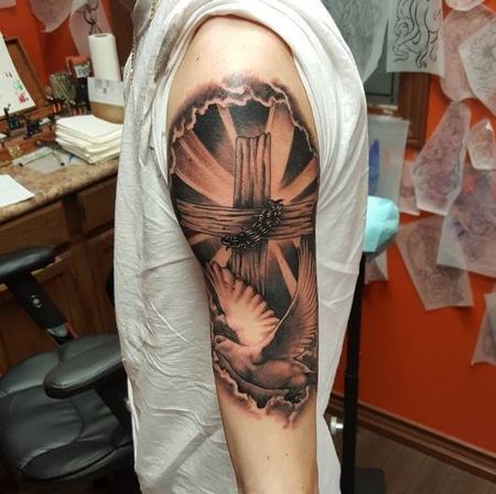 Tattoos - Religious - 125951