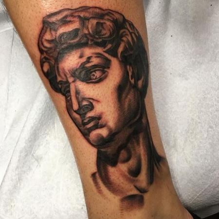 Tattoos - Statue - 125860