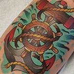 Anchor Tattoo Design Thumbnail