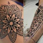 Dotwork Tattoo Design Thumbnail