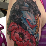 Tattoos - Horse Tattoo - 104937