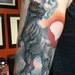 Star Wars TaunTaun Tattoo Tattoo Design Thumbnail