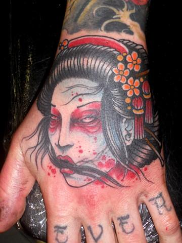 Derek Noble - Dead Geisha