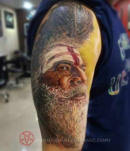 Tattoos - Native Tattoo - 133850