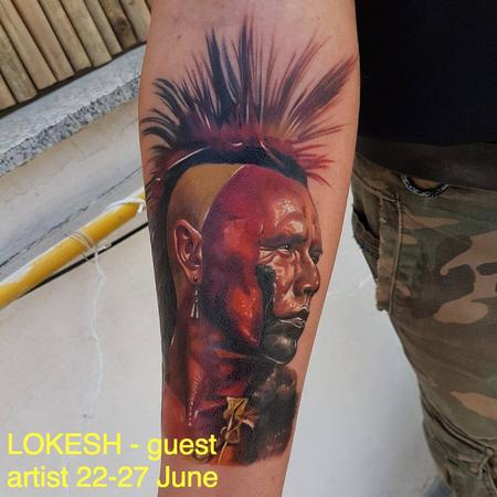 Native Tattoo Tattoo Design Thumbnail