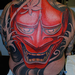 Tattoos - Hanya Mask Tattoo - 66912
