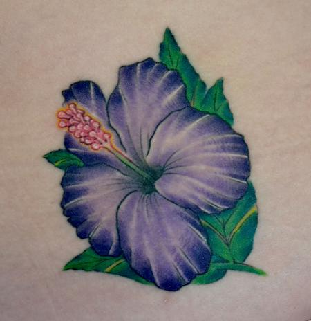 Hibiscus Flower Picture on Tattoos   Femine Tattoos   Page 1   Healed Hibiscus Flower