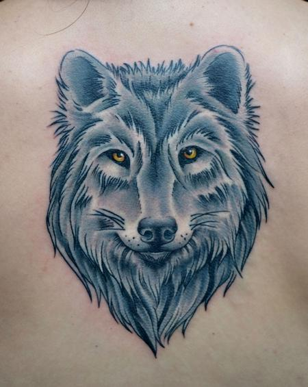 1000 images about wolf on pinterest gray wolf wolf for Wolf head tattoos