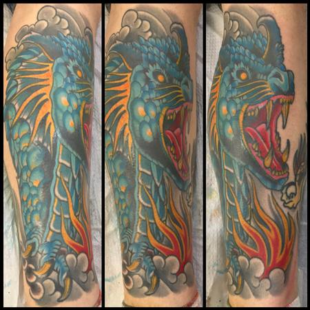 Dustin Golden - DRAGON