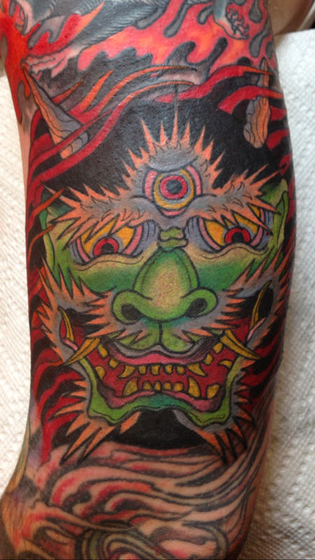 Tattoos - ONI - 79293