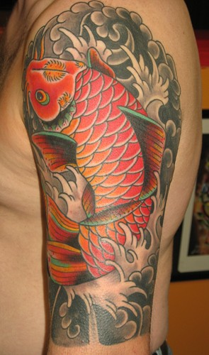 KOI by Dustin Golden: Tattoo Inspiration - Worlds Best ...