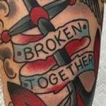Tattoos - BROKEN TOGETHER - 110060