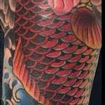 Tattoos - KOI - 110080
