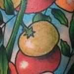 Tattoos - ROSES AND TOMATOES - 121843