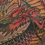 Tattoos - DRAGON - 121793