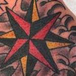 Tattoos - COMPASS and ANCHOR - 125816