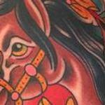 Tattoos - HORSE - 131348