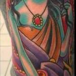 Tattoos - LADY OF THE SEA - 131349