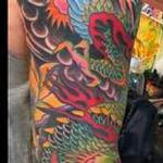 Tattoos - HANYA DRAGON - 131352
