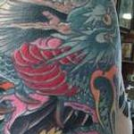 Tattoos - DRAGON - 121809