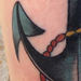Tattoos - BIRD AND ANCHOR - 79283
