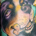 Tattoos - dogie memorial  - 28483