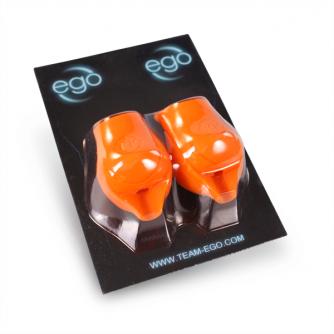 Ego Biogrip - Silicone - Orange - 2 Pack