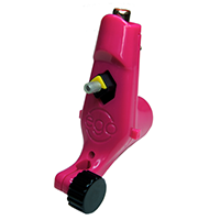 Pink Ego Rotary Tattoo Machine