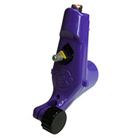 Purple Ego Rotary Tattoo Machine