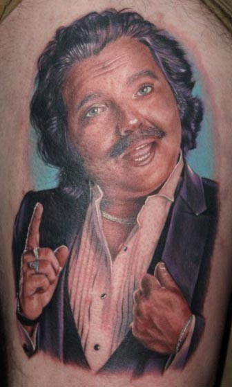 Electric Linda - Ron Jeremy Tattoo