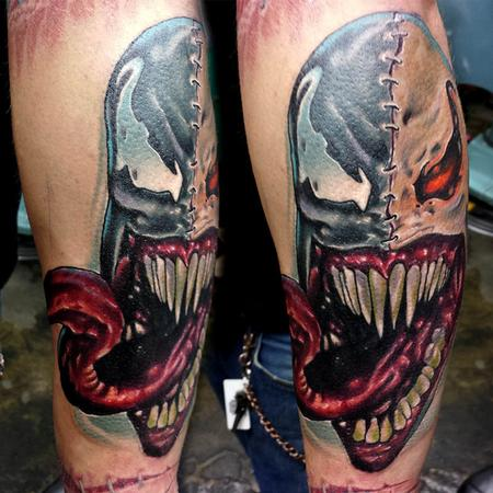 Tattoos - Venom / Anti Venom - 82294
