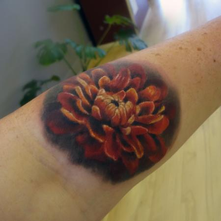 Tattoos - Chrysanthemum - 78341