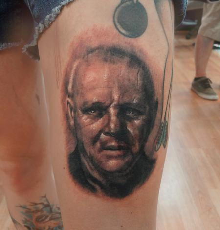 Tattoos - Sir Anthony Hopkins  - 77967