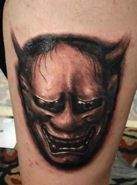 Tattoos - Hannya - 79537