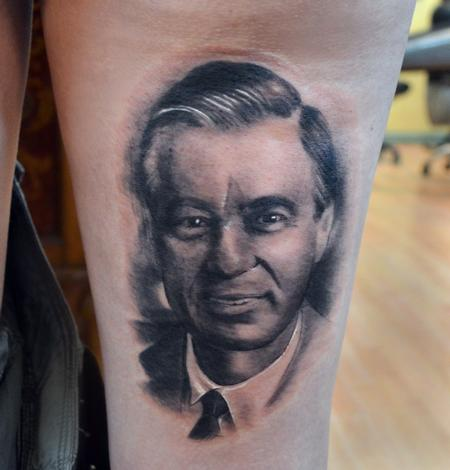 Tattoos - Fred Rogers - 84302