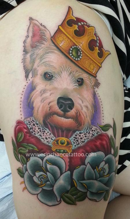 Tattoos - King Tyrone - 93415