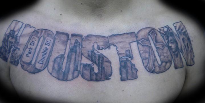 Tattoos That Take Houston Pride To The Next Level Houstonchroniclecom