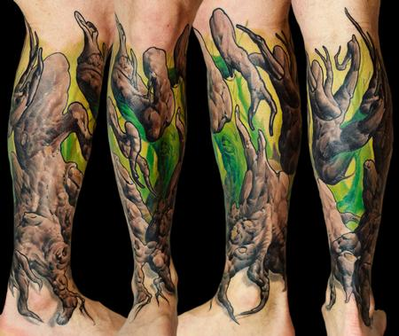Tattoos - bio-tree - 70216