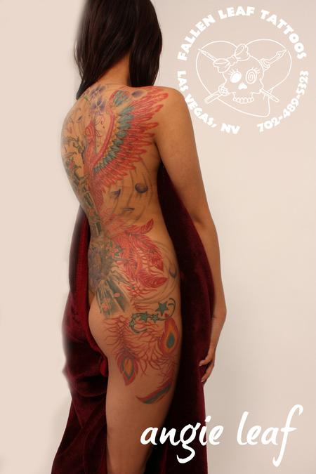 Tattoos - Full Color Tattoo - 127298