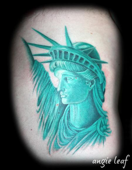 Tattoos - Lady Liberty - 125270